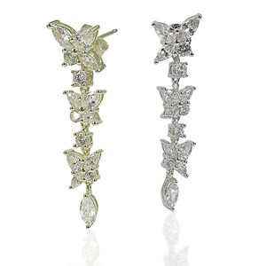 The Farfalle Earrings