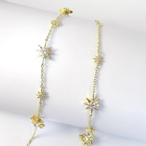 The Stars-by-the-yard Bracelet
