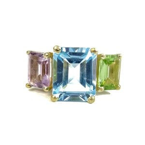 The Trilogy Rainbow Ring