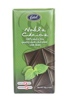 Noble Choice Dark Choc with Mint - 85g