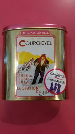 Delaunay Leveille Blueberry Boiled Sweets 200g