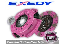 Exedy HD Cushion Button Clutch kit w/ Flywheel Commodore VZ V8 LS2 [GMK-7296SMFHDCB]