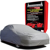 AUTOTECNICA STORMGUARD FULL WATERPROOF SEDAN CAR COVER LARGE UP TO 4.74M 1/184