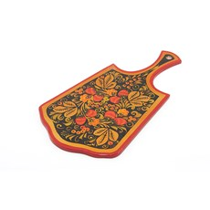 Russian Khokhloma, <br> Souvenir Chopping Board