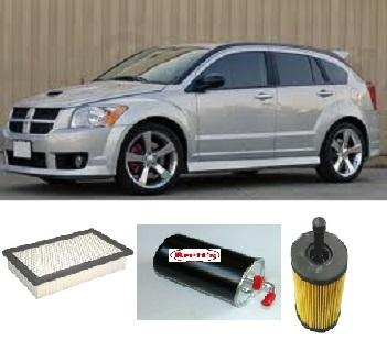 kit9102 filter kit dodge caliber pm 2 0l 4cyl crd turbo diesel 2006 on oil fuel air service set. Black Bedroom Furniture Sets. Home Design Ideas