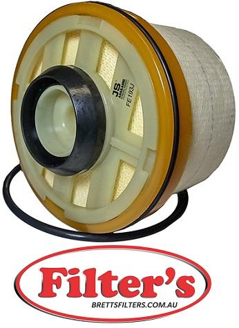 fe193j fuel filter for lexus is220d fuel supply sys oct 05~ 2 2 l kw: