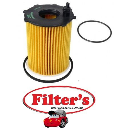 Peugeot 207 1.4 HDI Genuine Fram Engine Oil Filter Service Replacement