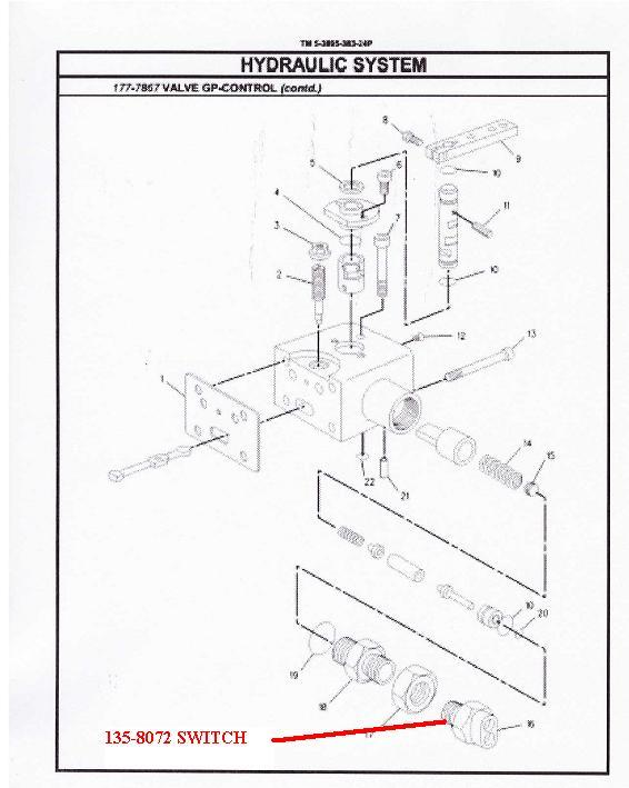 Cat Cs 563d Wire Diagram Buffalo Road Imports Cat Cs C Vibratory