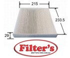 AC106J CABIN AIR FILTER TOYOTA Celsior Cabin Sep 00~Aug 05 4.3 L UCF30 3UZ-FE  Cabin Jul 03~Aug 06 4.3 L UCF31 3UZ-FE  TOYOTA Crown Cabin Aug 99~Dec 03 2.0 L GS171 1G-FE  Cabin Oct 01~Oct 02 2.0 L GXS10 1G-GPE
