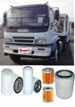 KIT2222 FILTER KIT ISUZU FVD23 FVD FVR FVR23 FVL23 FVL FVM FVM23 FVR23 FVR FVY23 FVY FVZ23 FVZ 2003-2008 6SD1  6SD1-TC 9.8L 2003-08 OIL FUEL AIR LUBE FILTER FILTERS SET SERVICE KIT  ISUZU