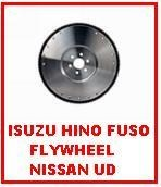 "10985.026 FLYWHEEL 15"" NISSAN UD WITH RING GEAR RINGGEAR  UD NISSAN TRUCK BUS AND CRANE  WITH NISSAN UD GEARBOX AND OR ROADRANGER BOX CPB12 TURBO NE6T 7.4L 1984-1990  CPB14 NE6T 1989-1992 CPC12 CPC14 CPC15 1989-1996 NE6T  CWA12 CWA14 CWA15 1990-1996 NE6T"