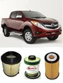 KIT6021 FILTER KIT MAZDA BT50 MAZDA BT-50 3.2L 5CYL - TURBO DIESEL DOHC   MAZDA BT-50 B32P P5AT ENG 5CYL 3.2L TURBO DIESEL 2011-ON  OIL FUEL AIR LUBE SERVICE KIT SET RSK25  Common-Rail Diesel