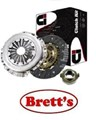 R0016N R0016 CLUTCH KIT PBR Ci  SUBARU  1400 A64 4WD 1975- 1.4 Ltr 1.4L  1600   2WD Leone & Brumby AB2     1600  4WD Leone & L Series     Brumby A67 10/1975-   EA71  FREE SHIPPING* R16 R16N