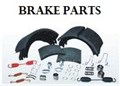 V116 V118 V119 BRAKE & WHEEL PARTS DAIHATSU DELTA TRUCK