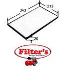 AC0081 CABIN AIR FILTER   - Copy