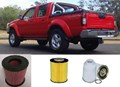WK39 BRETTS FILTERS 4WD FILTER KIT RSK11 NISSAN NAVARA  D22 SERIES III ZD30  3L DIESEL TURBO 2003-2006 OIL FUEL AIR FILTER SERVICE SET