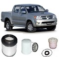 KIT9040 BRETTS FILTERS 4WD FILTER KIT RSK2 RSK2C FOR TOYOTA HILUX DIESEL 3.0L  1KD-FTV  2005-2014  KN165 KN165R  OIL FUEL AIR DIESEL SERVICE LUBE SET KIT   HI-LUX  K-11151  MK13455 KUN26R KUN26 03/2005~on Dual Cab 2982 cc 1KDFTV