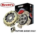 R1678N-SSC LEVEL 3 CLUTCH KIT PBR NQR NQR450 ISUZU NQR70 4.8L 13