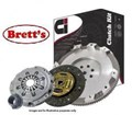 DMR2646N-CSC CLUTCH KIT PBR FORD MONDEO MA 10/2007- 2L 2.0 Ltr  5 Speed Duratec   With Flywheel  REPLACES Dual Mass Flywheel   FREE SHIPPING*  DMR2646 DMR2646N DMR2646NCSC R2646 R2646N