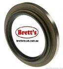10950.033 WHEEL HUB SEAL ISUZU FRONT   FTR11  1984-1986 ROUND HEADLAMP MODEL  6BD1/T    FTR12 1984-1986 ROUND HEADLAMP MODEL  6BG1 JCR 1979- JCR420 JCR500 1096251290 2L2614 85X128X11/21 ECR ECR570 ISUZU BUS
