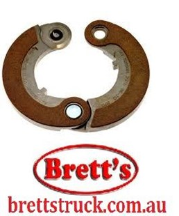 "127200 CLUTCH BRAKE  2"" 2 PIECE  IVECO EUROSTAR  LD5500 1998-2001 Detroit     EUROTECH MP4500 1996-  KENWORTH SOME  INTERNATIONAL S LINE S3600 01/94 -  Cummins M11    ISUZU CXY  2000- 18 Speed Eaton 6WF1TC   CXZ 2000- 13 Speed Eaton"