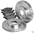 DISC PADS & ROTORS MITSUBISHI FUSO TRUCK PARTS