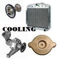 XZU3## 2003-2007 COOLING PARTS HINO DUTRO TRUCK PARTS