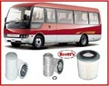 KIT3308 FILTER KIT CANTER ROSA BUS MITSU	BE649 ROSA			4D34-3AT4	3.9L	1999-2008  CANTER MITSUBISHI FUSO OIL FUEL AIR LUBE SERVICE SET KIT GENUINE SAKURA FILTERS BUY ONLINE ON-LINE SHOP