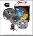 DMF2313N-CSC DMF2313N DMF2313  CLUTCH KIT PBR Ci ZT 160 2.5 LTR V6 25K4F 118KW 10/2001- MG ZT 190 10/2001- ROVER 75 2.5L V6  CLUTCH INDUSTRIES CLUTCH KIT FREE SHIPPING*  Includes Clutch Kit + OEM Style Dual Mass Flywheel  R2313N R2313 R2313N-CSC