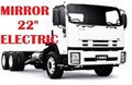 RH4039 LH LEFT HAND MIRROR HEAD ISUZU ELECTRIC HEATED 22