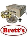 4T2486N  CLUTCH KIT PBR Ci NISSAN NAVARA D40 12/2005- 4L 4.0 Ltr EFI V6 6 Speed VQ40  4Terrain Clutch Kits are a strong durable and tough clutch FREE SHIPPING* R2486 R2486N