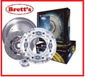 CFK2852N CFK2852 CLUTCH KIT AND SOLID FLYWHEEL KIT  ISUZU NKR66 4HF1 4.3L  NPR66  4HF1 4.3L 9/1994-2005  NPS66 4HF1 4.3L 1994-1996  R1242N R1242  R2852N R2852