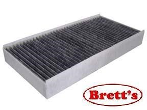 2.4L 2012-on WACF0126 WESFIL CABIN FILTER FOR Jeep Compass 2.0L