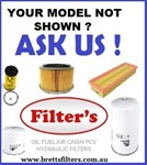 KITY1ZZ FILTER KIT TO SUIT YOUR MODEL YAMAHA OIL AIR BY-PASS FUEL LUBE SERVICE KIT