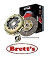 RPM0295N RPM0295 CLUTCH KIT PBR Daihatsu Rocky 4WD Scat & F Series F20LK  F20L   F20  F25   Corolla   CE71   CE71    CE72   CE72   Hiace   LH11    LH20    LH30   RH11  upgraded from standard specifications  FREE SHIPPING*  R295 R295N