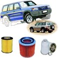KIT4000 FILTER KIT NISSAN GU PATROL TURBO DIESEL ZD30 3.0 LTR 2000-9/2007 3L OIL FUEL AIR FILTER P902760 DONALDSON CROSS REF  RSK24 RSK24C