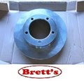 11541.310 FRONT DISC ROTOR BRAKE MITSUBISHI FUSO GUTS  CANTER 5 STUD IMPORT CANTER MITSUBISHI  FE305 FE315 FE335 FE325 FE435 FE437 1986-  WITH 73MM HIGH ROTOR ONLY MB295970 MB295040