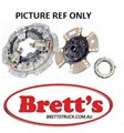 R1252N R1252 CLUTCH KIT ISUZU  ISK-6473 ISK6473 FSR32 6HE1 1992-  BUTTON TYPE FSR32 SFF SPICER PRESS METAL LEVER TYPE TTK-9990 92955353 ISUZU FSR32 1992-96 6HE1 7.1L 1992-95 OPTION # SFF ISUZU FTR12 SQ 1986-1992 6BG1 6.5L 4/90-  FTR32   OPTION # SFF