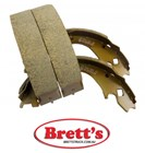 FN3348 BRAKE SHOE SET OF 2 OR 4 SHOES NiBK JNBK REAR FOR MAZDA EUNOS CARGO Jan 90~Aug 93    2.0 L    SSE8WE    FE  Jan 90~Aug 93    2.0 L    SSF8RE    RF-T Jan 90~Aug 93    2.0 L    SSF8WE    RF-T Nov 89~Aug 93    2.2 L    SS28ME    R2