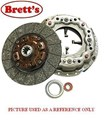 R2885N R2885 CLUTCH KIT NISSAN UD PK    NDK-7944 NDK7944 R2885 MKB37 PLUS 2008-    MK6 190KW    J08-TB    7.7L    2008-    CLUTCH KIT    15