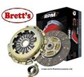 RPM0104N RPM0104 ORGANIC LEVEL 1 CLUTCH KIT RPM FOR TOYOTA CORONA RT40 01/64 HILUX RN10 01/68 - 1.5 Ltr 12/71 2R RN15 STOUT RK100  1.9 Ltr   3R-B TOYOACE PK   PBR  Clutch systems are a stronger   FREE SHIPPING*   RPM104 RPM104N R104 R104N