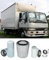 KIT1028  FILTER KIT HINO	FD2J FD FD2 RANGER 6			J08C-E	8.0L	1996-03   HINO OIL FUEL FUEL   AIR SERVICE FILTER SET KIT