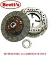 ISK7696 CLUTCH KIT ISUZU FRD34 2003-	OPTION # WF6	6HK1-TCN	7.8L	2003-0814
