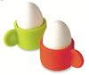 Silicone Egg Cup 'cuppa'
