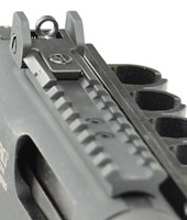Ghost Ring Rail Rear Sight