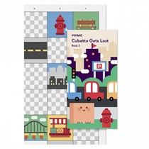 Cubetto - City Map and Story Book