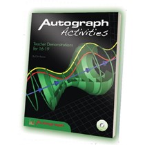 Autograph Activities - Teacher Demonstrations for 16-19