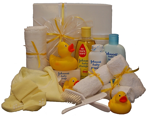 Corporate Baby Gifts Australia : Baby bath hamper gift hampers australia christmas easter