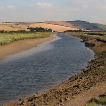 Walk and Wine Tour - Alfriston River and Cuckmere Haven Walk (WEEKEND)