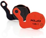 XLC Disc Brake Pads - Magura Louise 2007 / BAT / Carbon - Organic